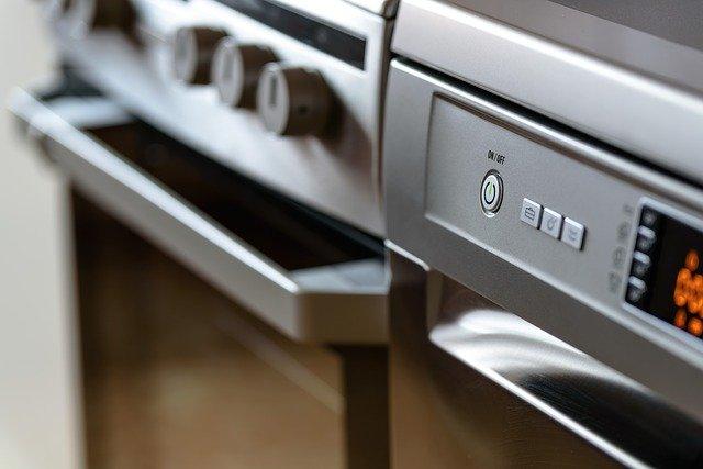 Nowoczesny sprzęt do kuchni