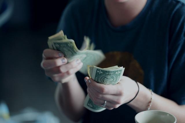Lizenie pieniędzy